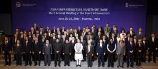 Hội nghị thường niên lần thứ ba Hội đồng Thống đốc AIIB