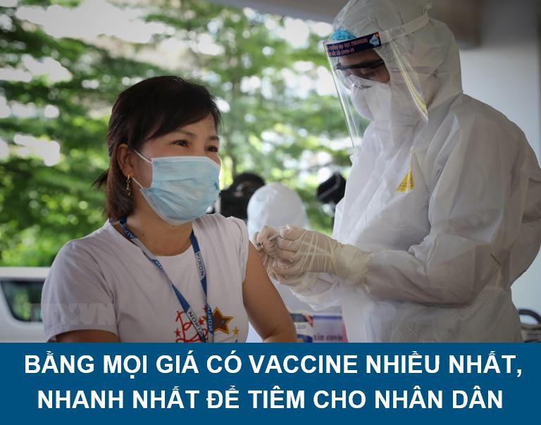Thủ tướng Phạm Minh Chính sẽ tham dự sự kiện ra mắt Quỹ vaccine phòng COVID-19