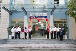 Trung tâm ICU thứ hai trị giá 50 tỷ đồng do Sun Group tài trợ và thi công chính thức vận hành