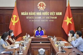 Thống đốc Nguyễn Thị Hồng tham dự Phiên họp Kinh tế toàn cầu của Ngân hàng Thanh toán Quốc tế