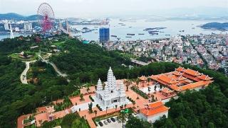 Dấu ấn chùa Việt cổ trong quần thể tâm linh trên đỉnh Ba Đèo