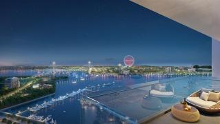 Ra mắt tòa tháp mới tại tổ hợp Sun Marina Hạ Long bên Vịnh Du thuyền