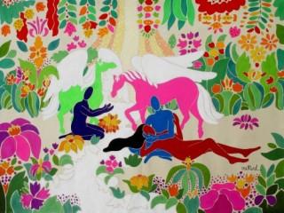 """Triển lãm """"Mơ"""" của Đặng Việt Linh"""