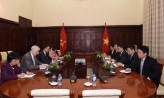 Mối quan hệ giữa Việt Nam và ADB ngày càng phát triển mạnh mẽ
