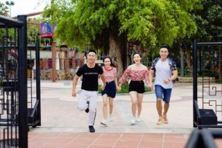 Đi chơi công viên không mất tiền, chỉ có thể là Đà Nẵng mà thôi
