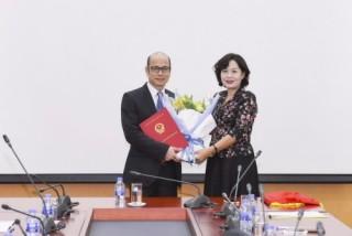 Công bố Quyết định bổ nhiệm Phó Vụ trưởng Vụ Ổn định tiền tệ - tài chính