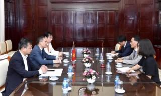 Tăng cường hợp tác Việt Nam – Hàn Quốc trong lĩnh vực ngân hàng