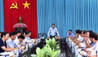 Thống đốc NHNN Lê Minh Hưng làm việc với lãnh đạo tỉnh Bến Tre và các TCTD trên địa bàn