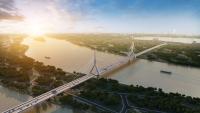 Cầu Tứ Liên: Động lực tăng trưởng mới cho Hà Nội