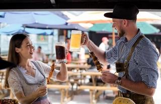 Khơi dậy mọi giác quan với lễ hội ẩm thực và bia tại Sun World Ba Na Hills