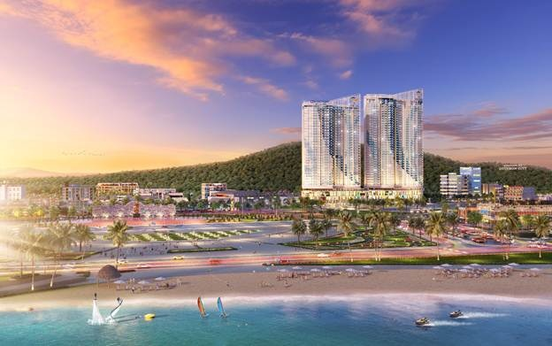 wyndham hotels resorts cong bo ra mat wyndham sailing bay resort quy nhon