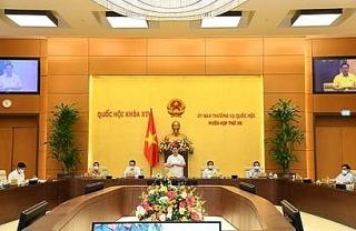 Kỳ họp thứ Nhất, Quốc hội khóa XV đã được chuẩn bị hoàn tất