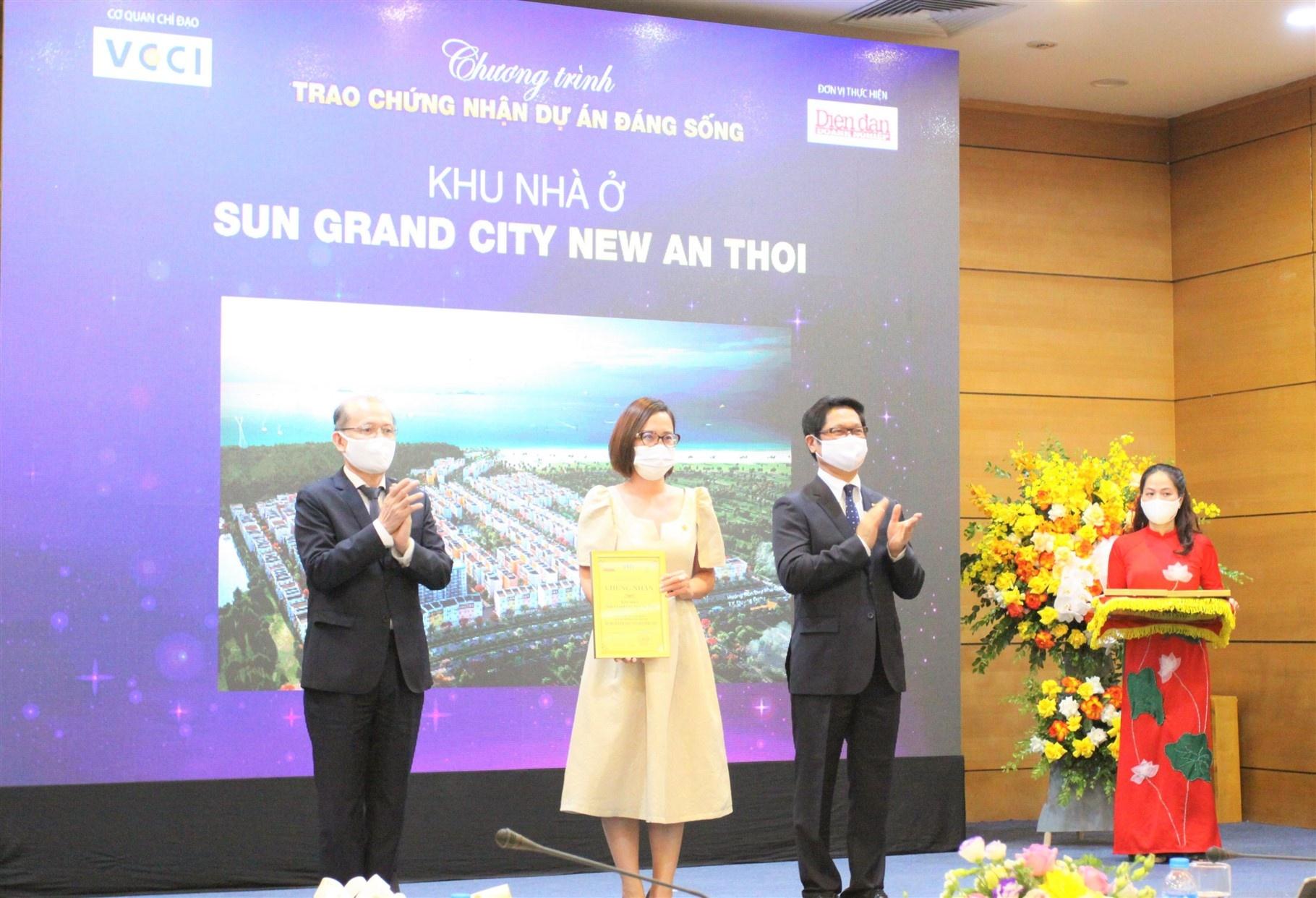sun property a m 4 gia i thuo ng ta i chuong tri nh du a n da ng so ng 2021