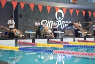 Giải bơi lặn vô địch các CLB Quốc gia khu vực 1 chính thức khởi động tại Tổ hợp thể thao Sun Sport Complex Thanh Hoá