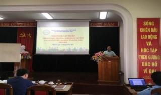 Phú Thọ: Tập huấn nghiệp vụ cho kế toán trưởng, kiểm soát trưởng QTDND