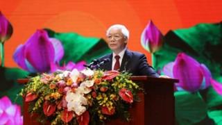 Lễ kỷ niệm cấp quốc gia 50 năm thực hiện Di chúc của Chủ tịch Hồ Chí Minh và kỷ niệm 50 năm Ngày mất của Người