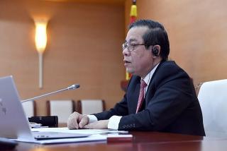 Phó Thống đốc Nguyễn Kim Anh tham gia Diễn đàn Đầu tư và Kinh doanh ASEAN 2021