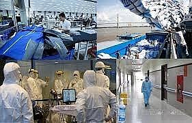 Vừa đẩy mạnh phát triển kinh tế - xã hội, vừa phòng, chống dịch COVID-19