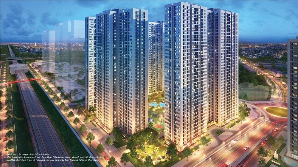 vinhomes smart city chinh thuc ra mat phan khu dat gia the grand sapphire
