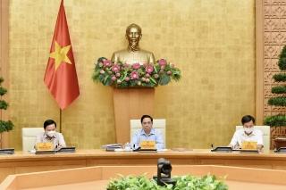 Thủ tướng chủ trì cuộc họp trực tuyến toàn quốc tới 9.043 xã, phường, thị trấn về công tác phòng chống dịch