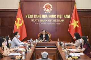 Phiên họp Thống đốc các nền kinh tế mới nổi BIS tháng 9 năm 2021
