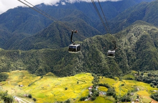 """Kinh tế Lào Cai và """"cú hích"""" đột phá từ du lịch"""