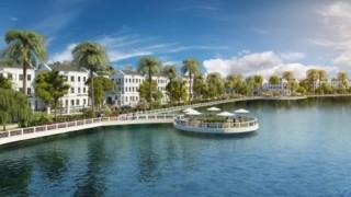Nhà giàu Hà thành ưa thích sống ở biệt thự sinh thái