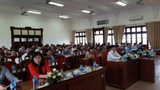 NHNN Phú Thọ: Tổ chức khóa bồi dưỡng nhận biết tài liệu thật, giả cho các NH trên địa bàn