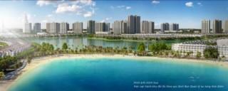 Nhà đầu tư hà thành sôi sục chọn mua căn hộ hướng biển hồ VinCity Ocean Park