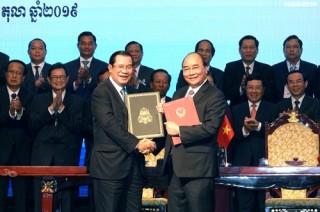 Tạo khung pháp lý quan trọng để quản lý, phát triển đường biên giới Việt Nam-Campuchia
