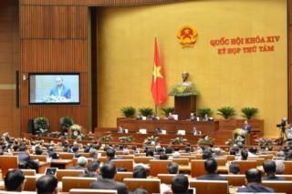 Thủ tướng yêu cầu các thành viên Chính phủ tham dự đầy đủ các phiên thảo luận của QH