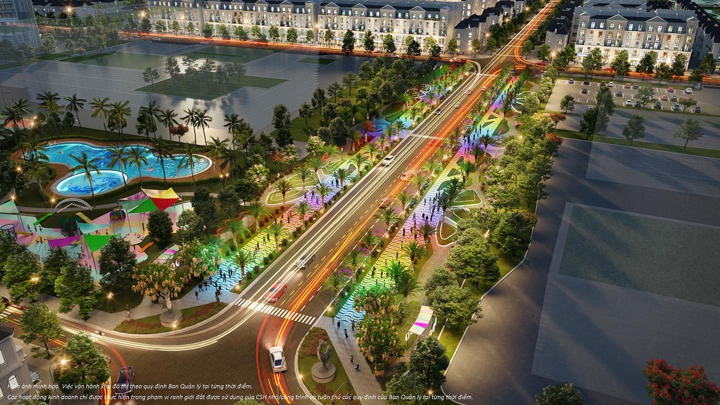 Vinhomes công bố hai siêu tiện ích mới tại Vinhomes Grand Park