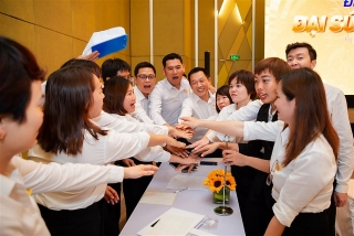 """Sun Group lần thứ 2 đạt giải thưởng """"Nơi làm việc tốt nhất châu Á"""""""
