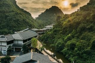 Tắm khoáng onsen, trải nghiệm đang cực hot tại Quảng Ninh