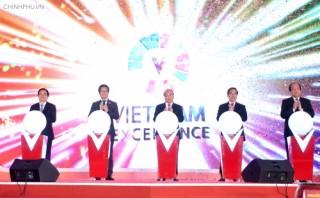 Thủ tướng chia sẻ khát vọng 'Hàng Việt Nam chinh phục người Việt Nam'