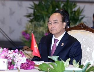 Thủ tướng: Việt Nam quyết tâm, kiên trì bảo vệ luật pháp quốc tế trong vấn đề Biển Đông