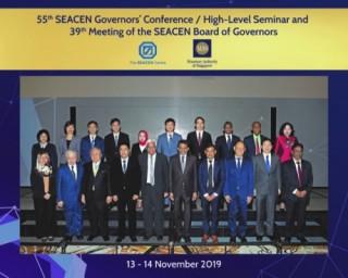 Phó Thống đốc Nguyễn Thị Hồng tham dự Hội nghị Hội đồng Thống đốc SEACEN năm 2019