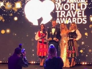 """""""Oscar du lịch thế giới"""" xướng danh JW Marriott Phu Quoc Emerald Bay với 4 giải thưởng lớn"""