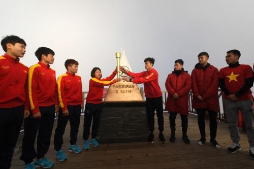 Hình ảnh: Tuyển bóng đá nam, nữ Việt Nam tại SEA Games 30 sẽ được tặng kỳ nghỉ dưỡng tại các resort sang trọng bậc nhất Việt Nam số 1