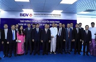 Thống đốc NHNN tháp tùng Thủ tướng Chính phủ thăm chính thức Cộng hòa Liên bang Myanmar
