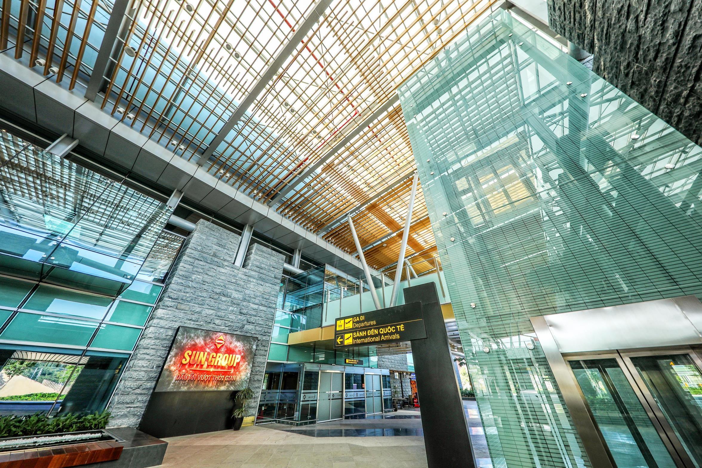 Sân bay Vân Đồn được Prix Versailles trao giải đặc biệt thế giới về thiết kế ngoại thất