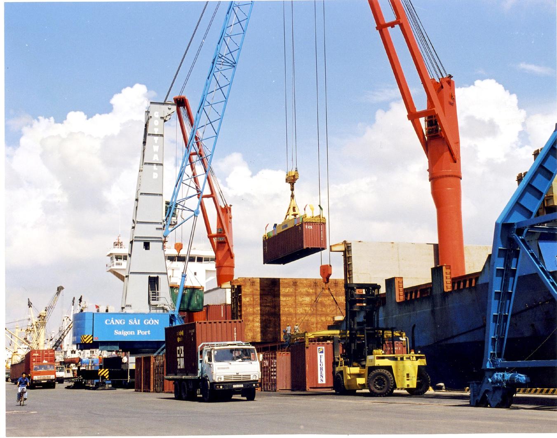 10 nhóm hàng xuất khẩu lớn nhất tính đến 15/1/2015