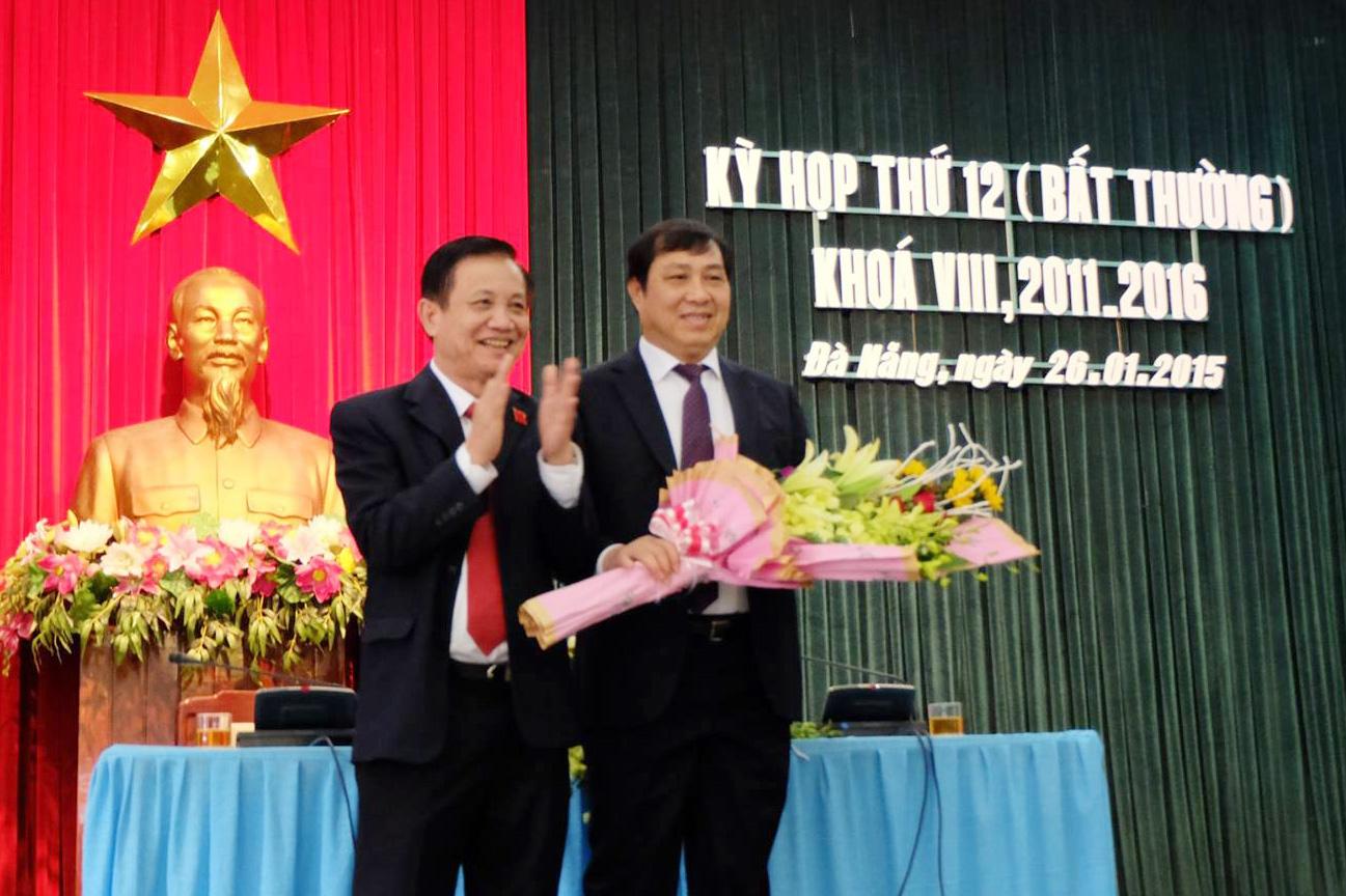 Ông Huỳnh Đức Thơ giữ chức Chủ tịch UBND TP. Đà Nẵng