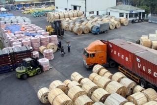 10 nhóm hàng hóa nhập khẩu lớn nhất tính đến 15/1/2015