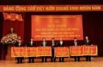 Đảng bộ Vietcombank được Đảng bộ Khối DNTW trao Cờ thi đua giai đoạn 2009-2014