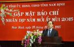 """""""Nợ xấu của Nam Định chỉ chiếm 1,05% trong tổng dư nợ"""""""