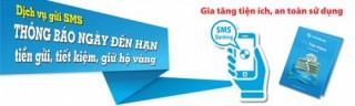 SMS Banking của Eximbank có thêm tiện ích mới