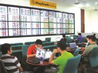Chứng khoán chiều 15/1: Thị trường lao dốc, VN-Index mất mốc 545 điểm