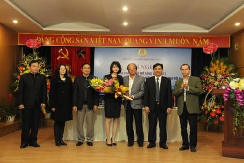 Công đoàn Ngân hàng Việt Nam: Góp phần phát triển kinh tế - xã hội