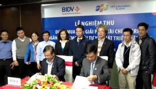BIDV xây dựng thành công hệ thống ERP